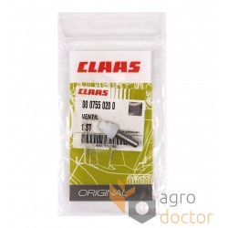 Клапан розподільника 755020 гідросистеми комбайна Claas [Original]