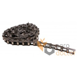 Clean grain elevator chain S55V/SD/J4A [AGV Parts] - per meter