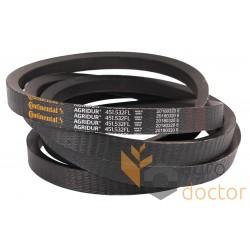 Classic V-belt (D177) Z54406 John Deere [Continental Agridur]