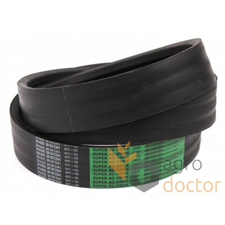 Wrapped banded belt 3RHB92 [Carlisle] OEM:644885.0, 644685 for Claas, Gleaner, Buy in eShop: agrodoctor.ua