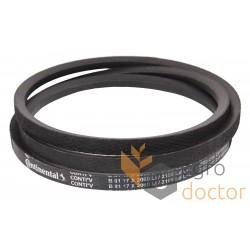 Classic V-belt (B081) AZ43804 John Deere [Continental Conti-V]