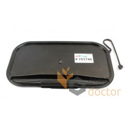 Пластиковая защита 701740 комбайна Claas