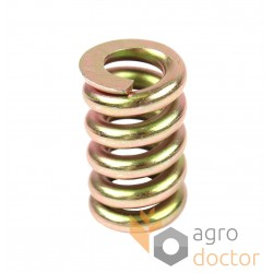 Compression spring 800444 for Claas combine header