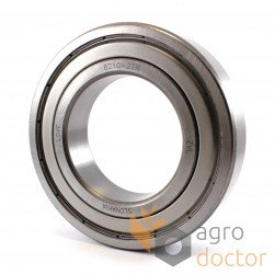 6210-2Z [ZVL] Deep groove ball bearing