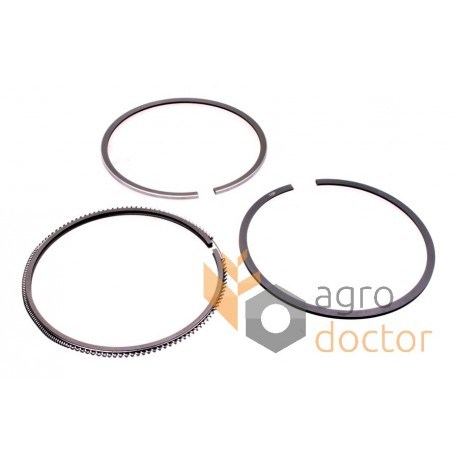 Air Compressor Replacement 100mm Outer Diameter Piston Rings 1 Set