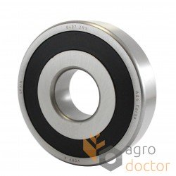 6407 2RS [Fersa] Deep groove ball bearing