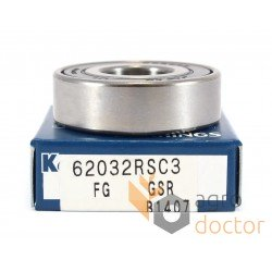 6203 2RSC3 [Koyo] Deep groove ball bearing
