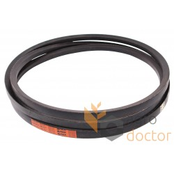 Classic V-belt 775698 [Claas] Bx2100 Harvest Belts [Stomil]