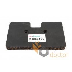 Скребок елеватора - 650450 Claas