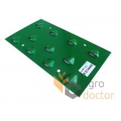 Left restrictor (grater)