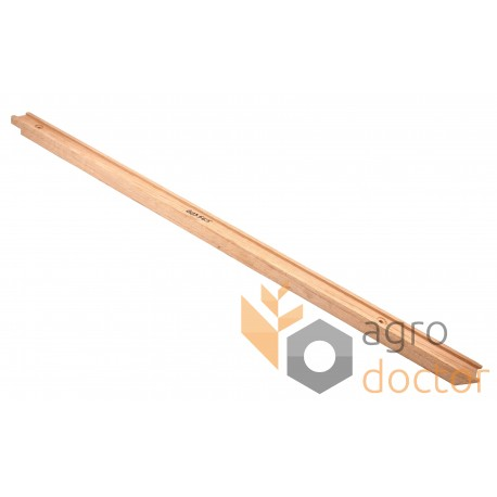Wooden chain guide 603545 Claas