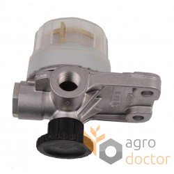 Manual fuel pump 068665 Claas