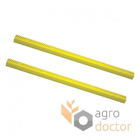 Set of rasp bars 80308902 (R+R) New Holland [Agro Parts]