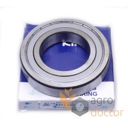 JD10018 - Deep groove ball bearing 6213-2ZR [Kinex]