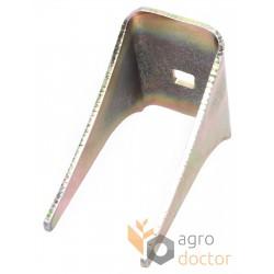 Лопатка накладки битера 617631 молотильного барабана комбайна Claas - 100x75x240мм