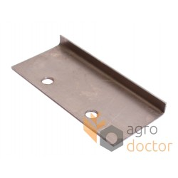 Backing plate of paddle chain conveyor 605449 Claas