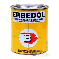 Краска красная 0,75 л (от 1982 г.) [Erbedol]