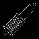 Spring Cylinder