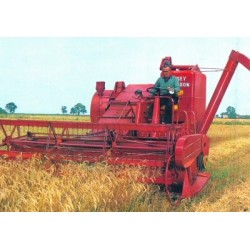 Articles about Combine harvester Massey Ferguson p:3, Photo
