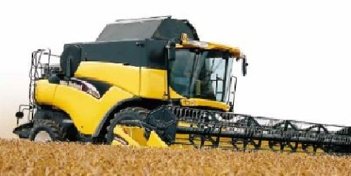 Combine harvester NEW HOLLAND CR960, CR980