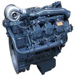 400  series of Mercedes-Benz diesel engines