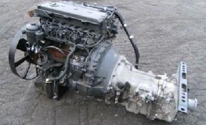 900 Series Of Diesel Engines Mercedes Benz