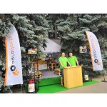 We are in Kyiv on Agro2019