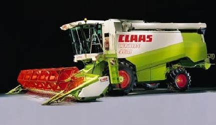 Combine harvester CLAAS LEXION 405-430
