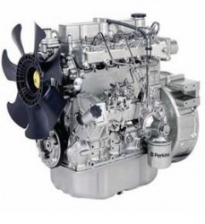 Diesel Engine PERKINS 1006.60