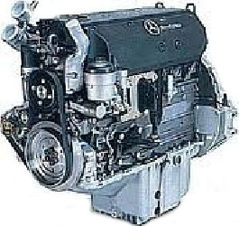 900 series of diesel engines mercedes benz eshop for Mercedes benz diesel engines