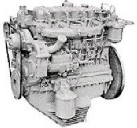 Diesel Engine PERKINS 4.154